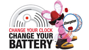 Engergizer Change Your Battery Consumer outreach campaign