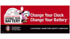 Change Your Clock, Change Your Battery Campaign